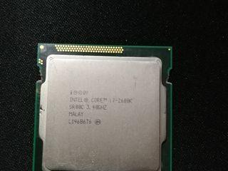 Процессор Intel Core i7-2600K 8 МБ кэш