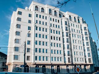 Se vinde Penthouse in 2 nivele in Centru! Varianta alba, suprafata 101.10 m.p.! Autonoma. Terasa.