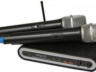Продам микрофоны Bespeco Gm-2070