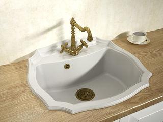 Раковина для кухни, Бренд: (Florentina), Модель (EMILIYA - 640). Гарантия. Доставка. Кредит.