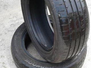 205 55 R16 2 шт Hankook + 2шт Dunlop. 600 лей пара