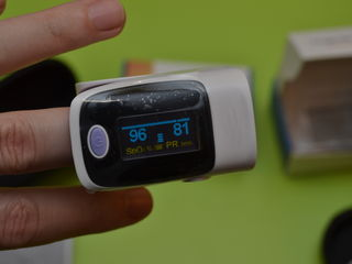 Пульсоксиметр YK-80A - для измерения сатурации (кислорода) в крови !