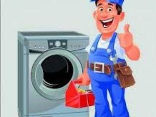 Быстрый и качественный ремонт стиральных машин.