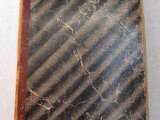 Старинная книга с дарственной надписью Аренс Е. И. Из плавания на клипере «Стрелок» в 1883-1885 гг