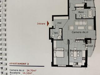 Apartamente Ialoveni str. Moldova