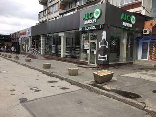 Spațiu comercial cu ieșire directă la bd. Moscovei 300m2, alături de McDonald's