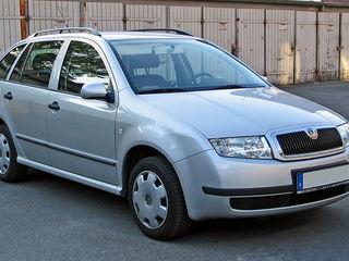 Dezmembrez     Skoda  Fabia    2004-2007  benzină/diesel   !