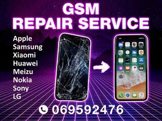 Reparatia telefoanelor mobile Ialoveni