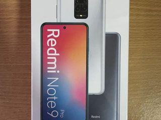 Xiaomi Redmi Note 9 Pro 6/128 GB White Nou Sigilat!