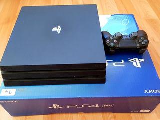 Продам Sony PlayStation 4 Pro 1Tb Black , низкая цена, гарантия 2 года. В кредит от 383 Лей в месяц!