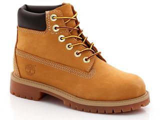 Timberland Boots Leather 6 In Premium