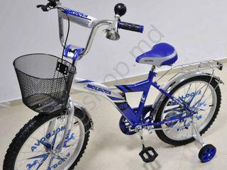 Bicicleta pentru copii MD20 blue, 1345 lei, Livrarea gratis, Posibil si in credit