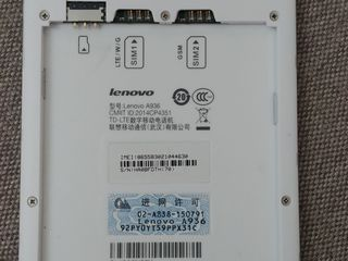 Lenovo a936 la piese