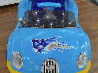 Детские автомобили на аккумуляторах со скидкой