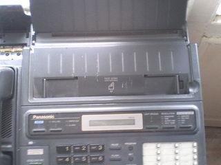 Тел/Факс  автответчик  KX-F130