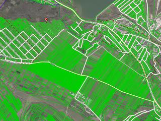 Lot de teren pentru constructie 20 ha Chisinau com. Truseni