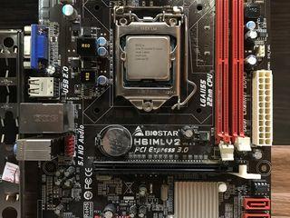 socket 1155 Biostar H61MLV2