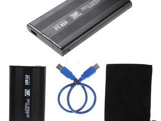 """Скидки ! Внешние корпуса для 2.5"""" HDD SATA USB 3.0 и (USB 2.0) новые - от 129 до 179 лей"""
