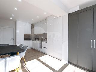 Apartament  2 camere+living, 76 mp, Buiucani 79900 €