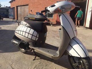 Honda Tact51