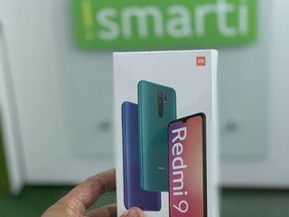 Xiaomi Redmi 9 - Sigilat , Nou , Garanție 5 ani ! Credit 4 - 36 luni !