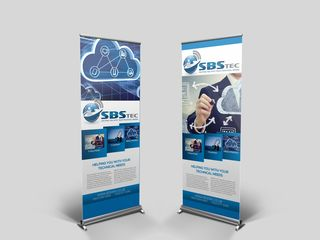 Rollup, x-stand, popup , bukle banner