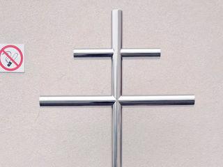 Кресты нержавеющие