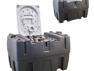 Se vinde rezervor transportabil  pentru motorina tech tank eco top 220l