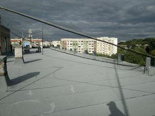 Reparatia acoperisului (moale) la apartament, garaj, depozit, oficiu in Chisinau si alte orase.