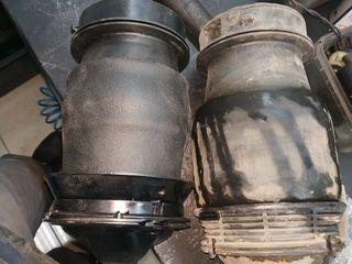 Mercedes Airmatic  - repararea pneumaticei