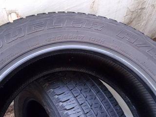 Bridgestone Dueler H/L Alenza 225/65 R17 M+S