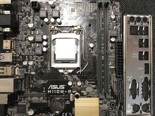socket 1151 v1 Asus H110M-R