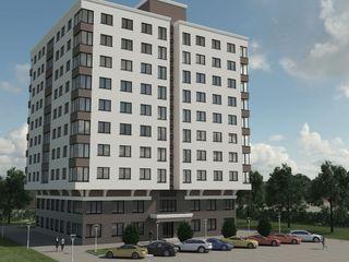 Vînzare apartamente cu 1,2,3 camere de la 25 m. Chișinău, sect. Rîșcani, str. Braniștii.