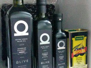 Самое качественное оливковое масло и маслины в Молдове