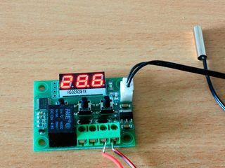 Термометры электронные бытовые. Есть термостаты, термореле