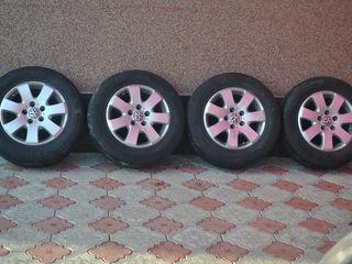 Roti de iarna si de vara la Volkswagen  T5