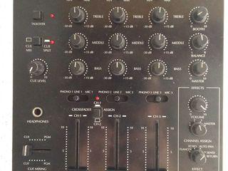 Dj mixer Omnitronic Ex530