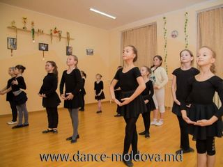 Танцы для детей в центре и на ботанике