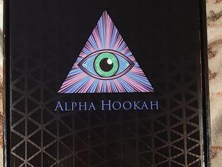 ALPHA HOOKAH S
