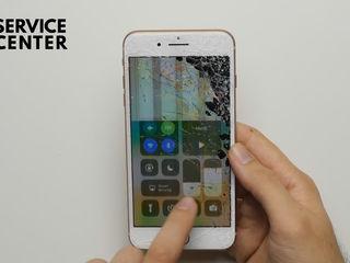 Iphone 8/8+ ecranul de a crapat – vino la noi imediat!