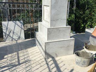 Реставрация и установка надгробий