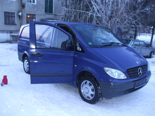 Mercedes 2008Vito Long German