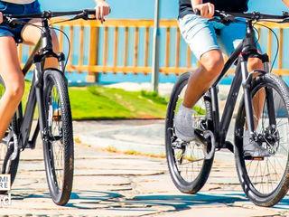 Пустись в захватывающее приключение на двух колёсах с велосипедом Xiaomi Mountain Bike!