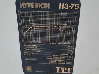 Продам HIFI ITT Hyperion H3-75
