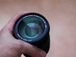 Sigma 18-50mm 2.8 (Canon)