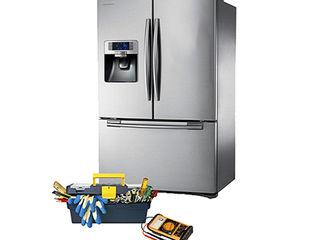 Качественный и быстрый ремонт холодильников и морозильных камер!