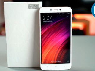 Xiaomi RedMi 4X 16GB Gold - мошня начинка и привлекательный внешний вид!