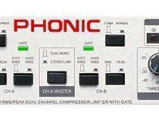 Phonic Compressor PCL3200   300 lei!!!
