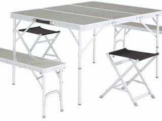 Наборы кемпинговой мебели (столы и стулья) от брендов Outwell, Pinguin, EasyCamp