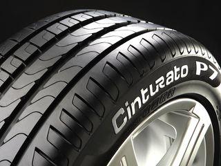 2017 Новые летние шины Pirelli 215/55 R17